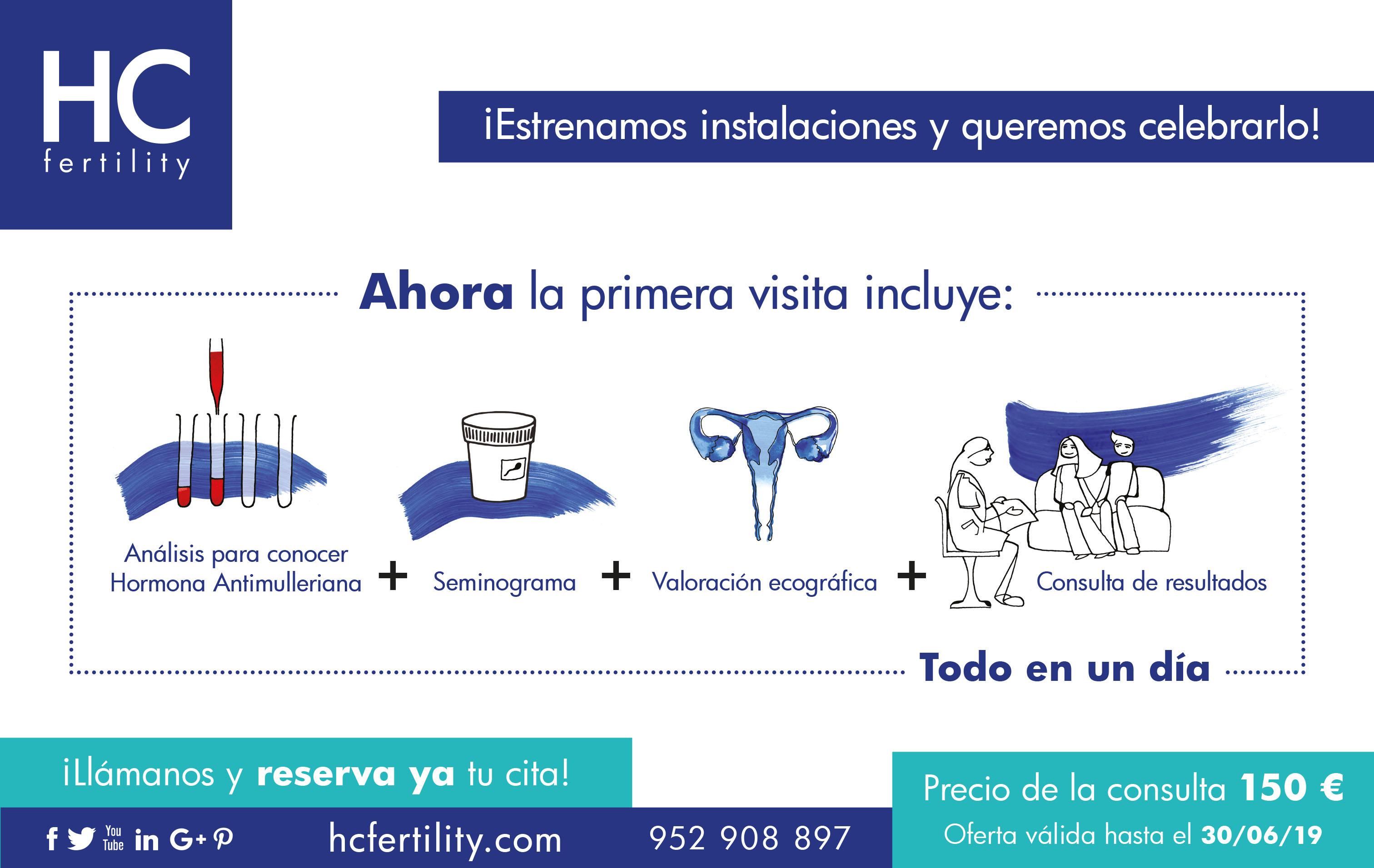 Promoción de Fertilidad en Ceuta