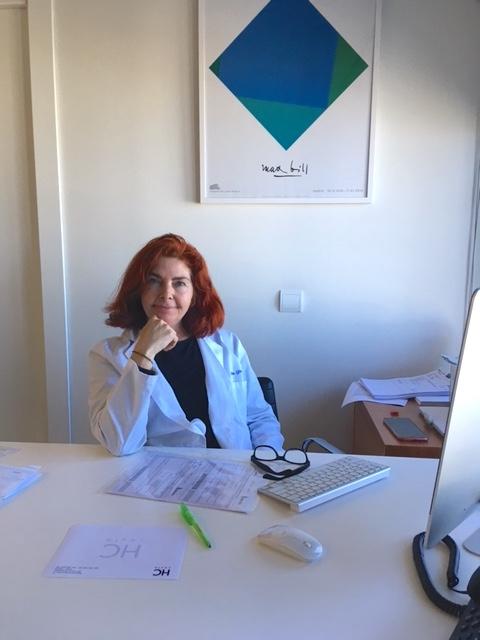 Dra. Gómez y los quistes ováricos