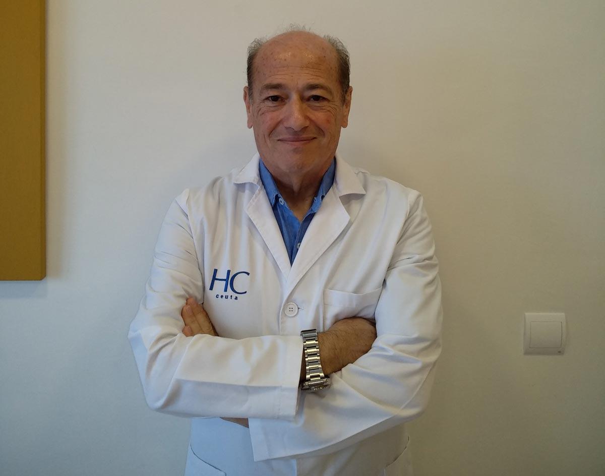 Doctor Pedro Ballesteros