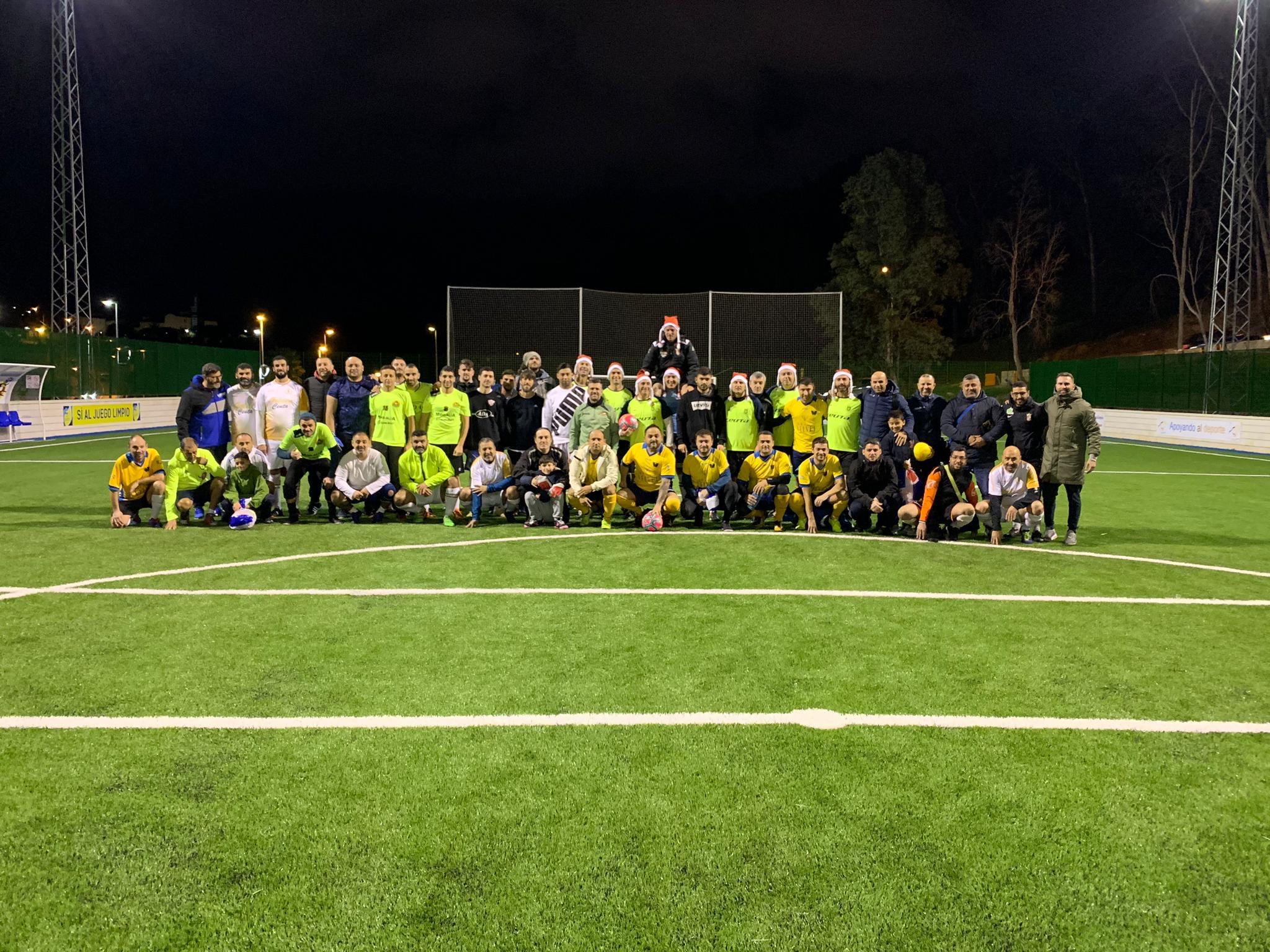 torneo solidario en ceuta