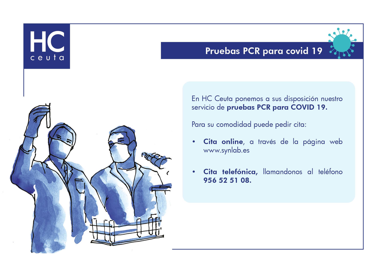 PCR Ceuta
